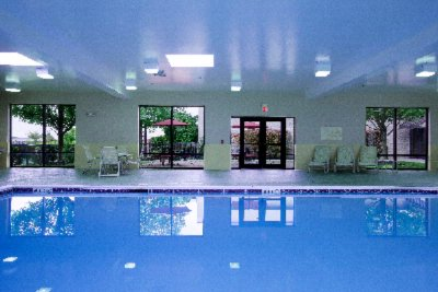 Indoor Heated Pool With Outdoor Patio 9 of 11