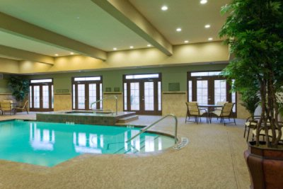 Indoor Pool & Spa 6 of 13