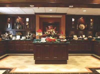 Complimentary Hot Buffet Breakfast Daily & Evening Dinner (Mon-Thurs) 8 of 11
