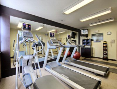Precor Fitness Room 9 of 16
