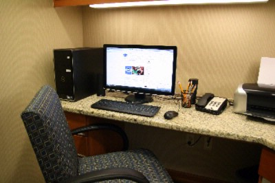 Business Center Open 24/7 For Your Convenience. Complimentary High Speed Internet Access Throughout The Hotel 10 of 27