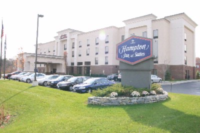 Hampton Inn & Suites Albany Airport 1 of 9