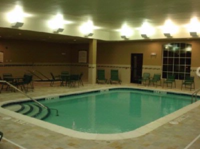 Indoor Pool And Jacuzzi Spa 9 of 12