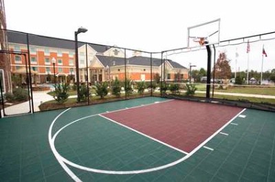 Half Basketball Court 10 of 16