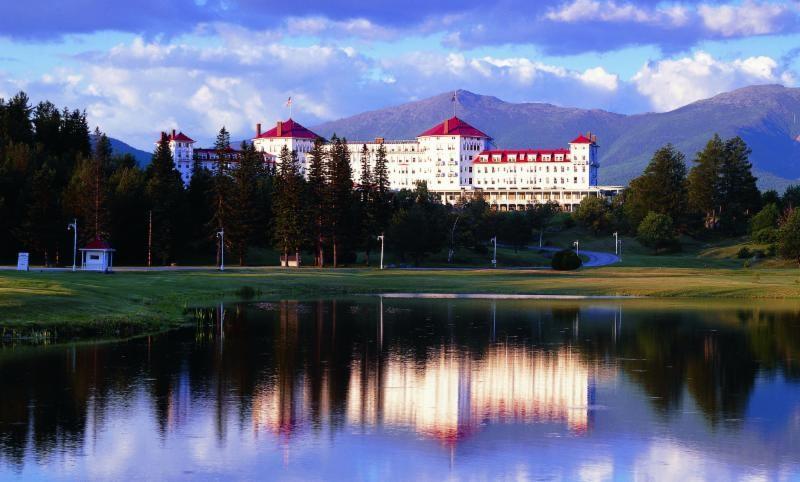 The Omni Mount Washington Resort 301 Mt. Washington Hotel Rd. Bretton Woods  NH 03575