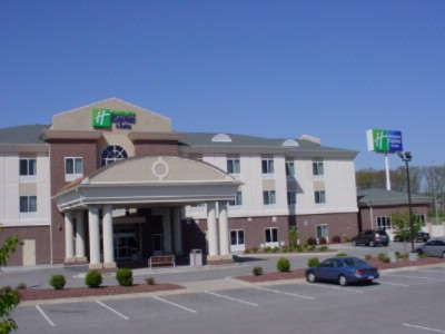 Image of Holiday Inn Express Hotel & Suites Athens