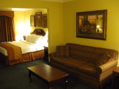 King Suite Room 6 of 7