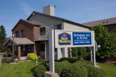 Best Western Plus Superior Inn 104 1st Ave East Us Highway 61 Grand Marais Mn 55604