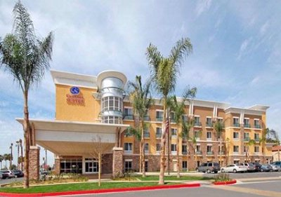 Image of Comfort Suites Ontario Airport