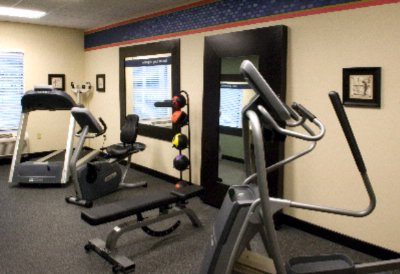 Energize Your Mood In Our Onsite Fitness Center. 5 of 5