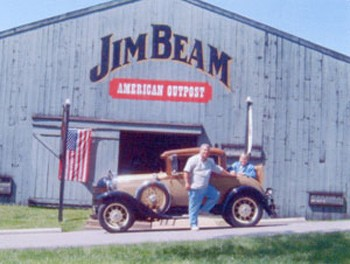 American Outpost 6 Miles. The Jim Beam Distillery Museum. Visit And Learn The History Of Kentucky Bourbon. 6 of 10