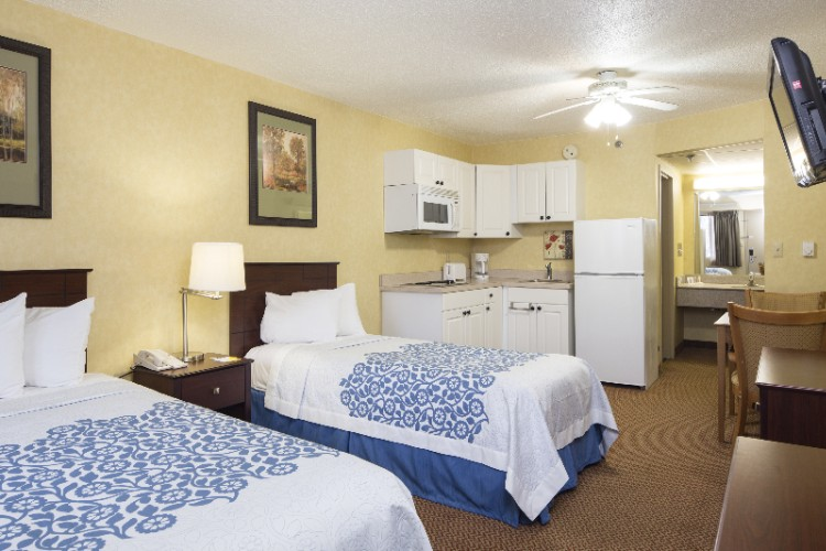 Extended Stay Suites Available 8 of 10