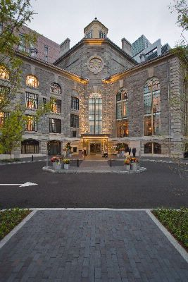 The Liberty Hotel Hotel Entrance