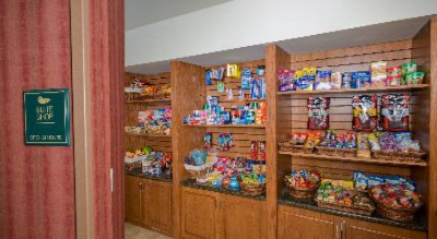 Suite Shop For Those Late Night Snacks... 15 of 15