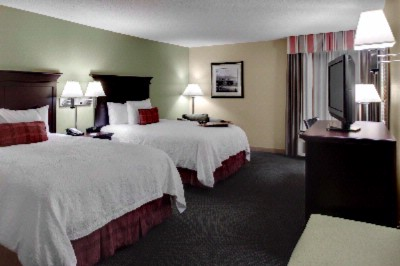 Hampton Inn Collierville Double Room 5 of 7