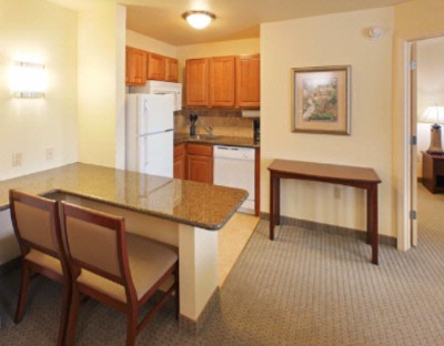 Full Kitchenette In Every Suite 9 of 12