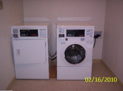 On Site Coin Laundry Machines 11 of 11