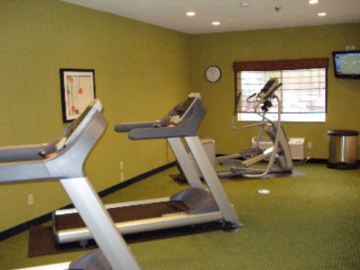 On Site Fitness Room 10 of 11
