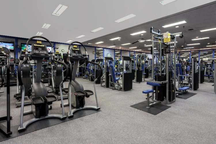 Fully Equipped Fitness Centre 12 of 16