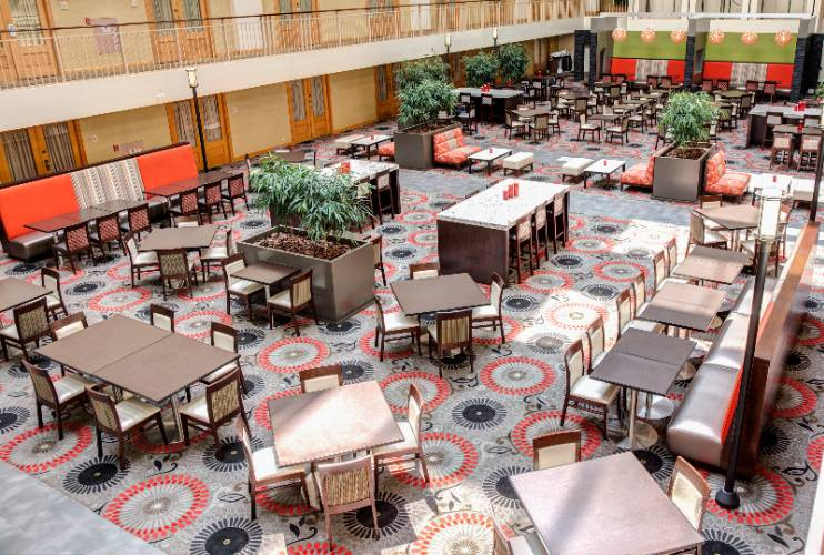 Embassy Suites O\'hare Rosemont 1 of 22