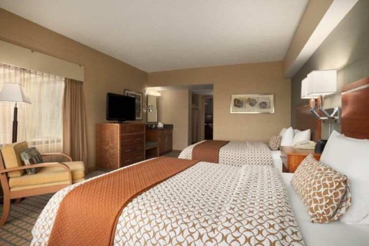 2 Double Bed Suite 16 of 22