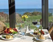 Fine Dining Overlooking The Atlantic Ocean. 5 of 12