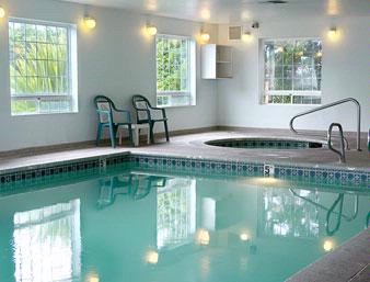 Indoor Heated Pool & Spa Open 8am-10pm 4 of 7