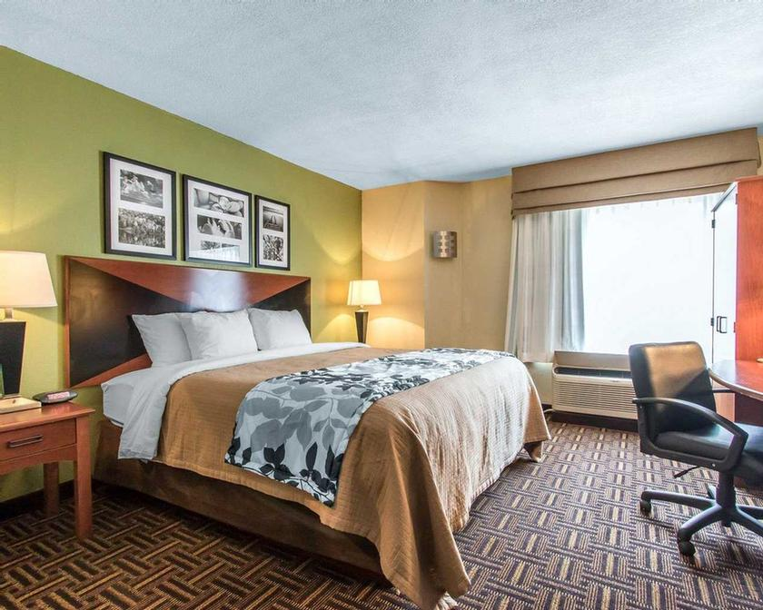 Guest Room With King Bed 16 of 17