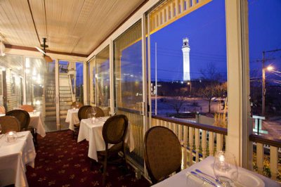 Restaurant Overlooking Provincetown 3 of 14