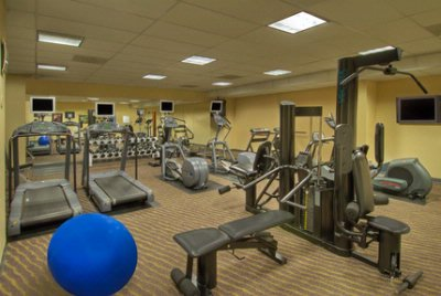 Hotel Monaco Portland Fitness Center 5 of 10