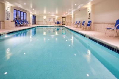 Indoor Pool And Whirlpool 7 of 12