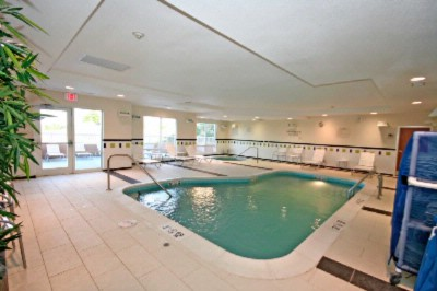 Relaxing Indoor Pool And Hot Tub 5 of 13