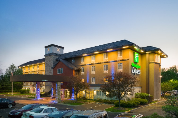 Holiday Inn Express Langhorne Oxford Valley