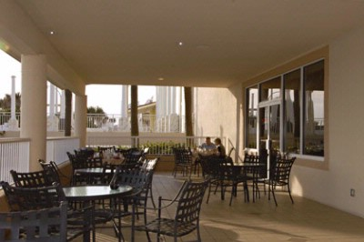 Seaside Cafe -Oceanfront Outdoor Dining On Our Veranda 14 of 16