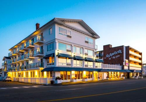 Ashworth By The Sea Hotel 295 Ocean Blvd Hampton Nh 03842