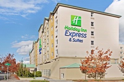 Holiday Inn Express Seattle Center Holiday Inn Express & Suites -City Center Hotel Exterior