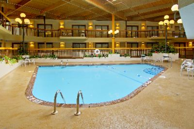 Enjoy Our Indoor Heated Pool 6 of 9