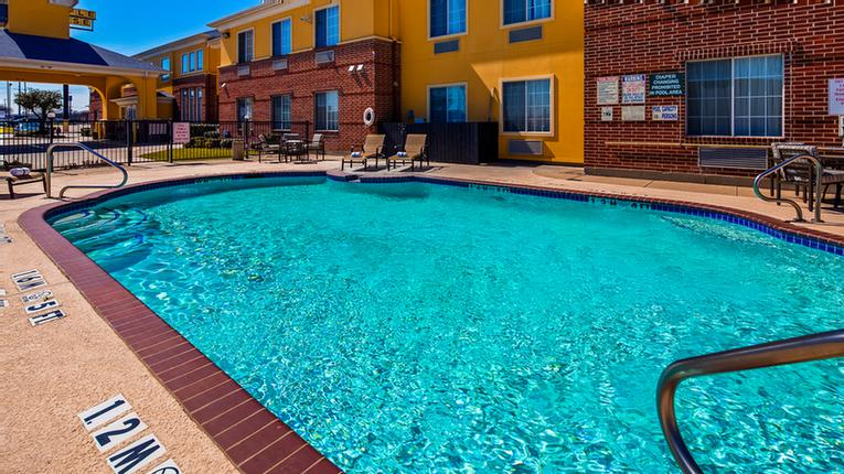 Image of Best Western Fort Worth Inn & Suites