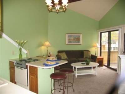 2 Bedroom Suite Living/kitchen Area. 9 of 10