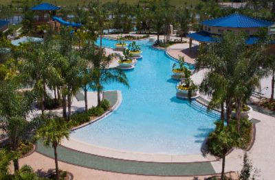 Hilton Orlando Main Pool 11 of 31