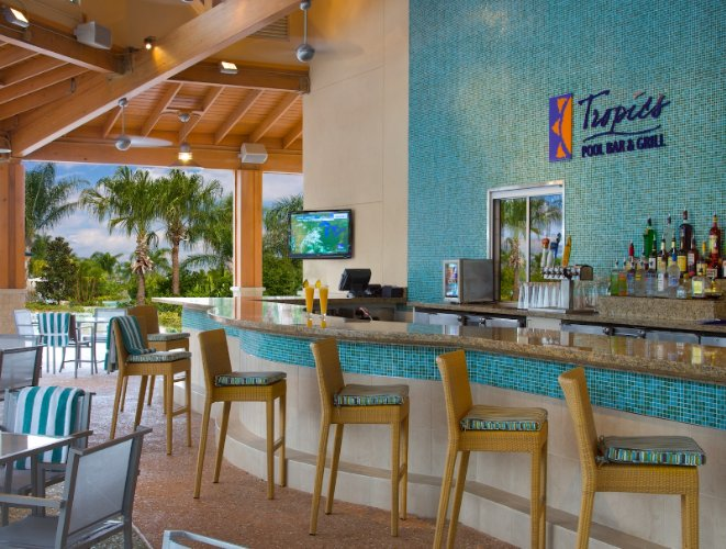 Tropics Pool Bar & Grill Open Daily For Lunch Dinner & Drinks 19 of 31