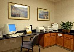 Wingate Inn Business Center 4 of 14