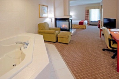 Suite With A Jacuzzi & Fireplace 9 of 12