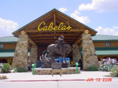Cabela\'s Worlds Foremost Outfitter 12 of 16