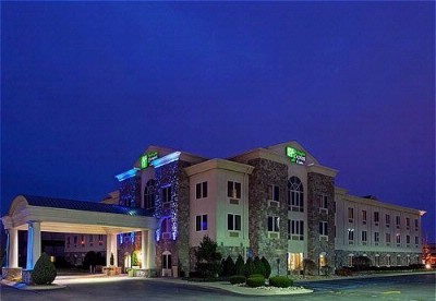 Holiday Inn Express & Suites Saginaw 1 of 5