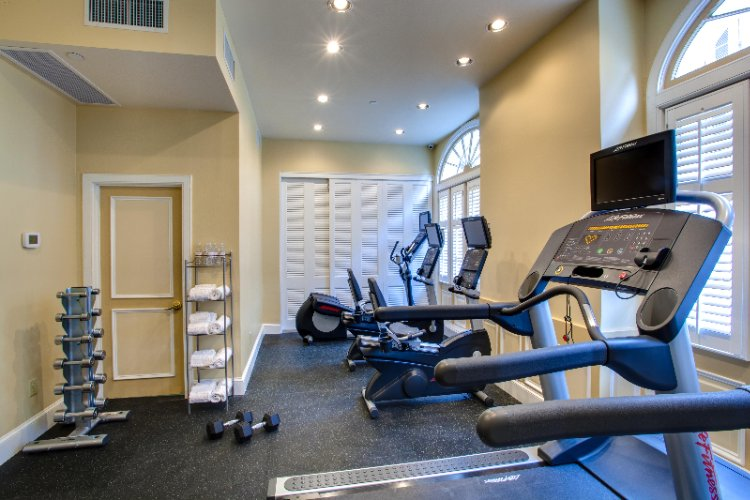 Hotel Mazarin Fitness Center 10 of 15