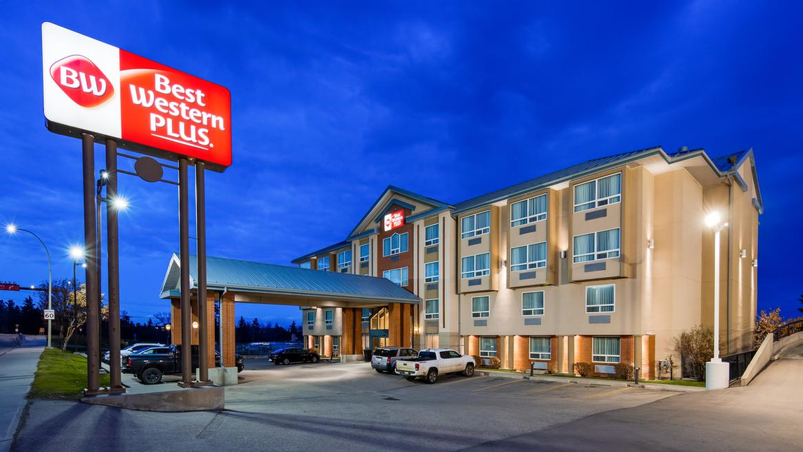 Welcome To Calgary And The Best Western Calgary Centre Inn 2 of 6
