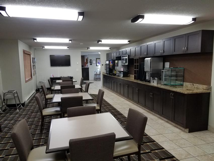 Americas Best Value Inn U0026 Suites 1505 Interchange Ave. Bismarck ND 58501