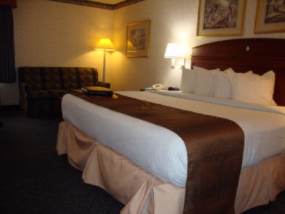 King-Bedded Room 6 of 11