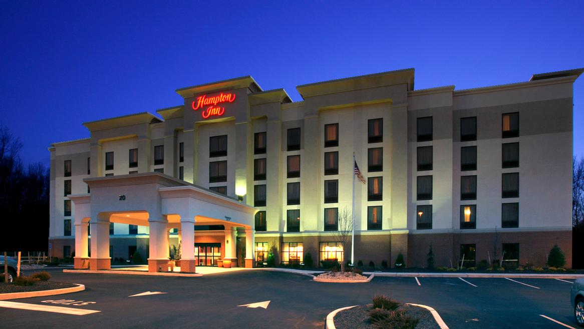 Image of Hampton Inn Enfield